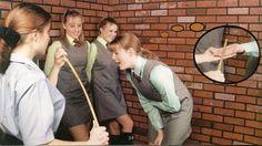 naughty schoolgirl punishment