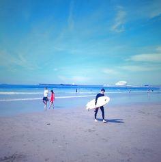 #Surf y #surfcamps en playa de Matosinhos #porto.