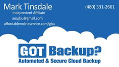 Automated Backup with GOTBackup - Affordable Online Services