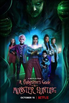 "A Babysitter's Guide to Monster Hunting (2020): Trailer: A Babysitter""s Guide to Monster Hunting (2020)A babysitter embarks on a mission to… Monster Hunt, Monster Squad, Tom Felton, Movies To Watch Online, New Movies, Gremlins, Oona Laurence, Latest Hollywood Movies, Free Tv Shows"