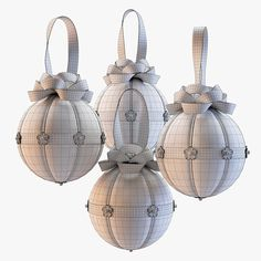 High quality models of Christmas balls made in the technique kimekomi. This is a wonderful decoration for Christmas and Easter. As well as unforgettable gifts. Quilted Christmas Ornaments, Fabric Ornaments, Handmade Ornaments, Diy Christmas Ornaments, Christmas Crafts, Christmas Decorations, Fabric Balls, Easter, Globes