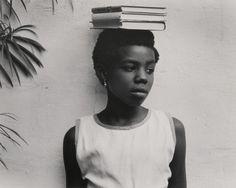 Paul Strand Anna Attinga Frafra, Accra, Ghana, 1964 Gelatin silver print, 7 5/8 × 9 5/8 inches