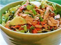 Shredded Chicken Thai Salad