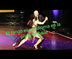 El #tango es un idioma en la pista de baile #milongas. Suscríbete al Newsletter #gratis https://airesdemilonga.com/es/newsletter