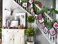 Holiday Craft Ideas from HGTV >> http://www.hgtv.com/design/make-and-celebrate/handmade/our-65-favorite-handmade-holiday-decorating-ideas-pictures?soc=pinterest