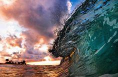 Dentro de las impresionantes olas de Hawai (Fotos) – Planeta Curioso