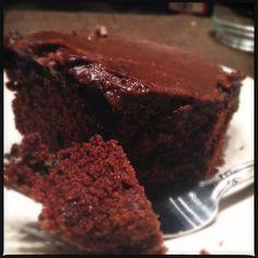 Zoe S Kitchen Yaya S Chocolate Cake