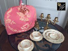 Tea Cozy RITZ ROSE by Decor CLASSIQUE
