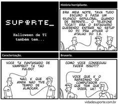 Halloween de TI