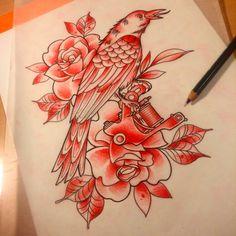#flash #tattooflash #tattooart #sketch #draw #paint #traditional #tattoo #tattoos #traditionaltattoos #oldschool