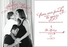 Vanessa and Nick Lachey's Holiday Card May Be the Cutest Thing You'll See All Day  Vanessa Lachey, Nick Lachey