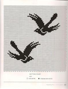 Аксессуары(альбом 2) Knits of a Feather_126
