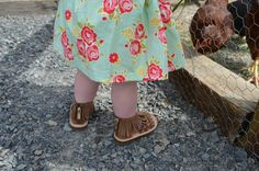 What Parker Wore | Farm Girl Chic Toddler Girl Fashion @swankyshank