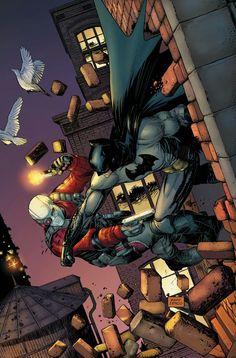 Batman: Sins of the Father #6 by Raffaele Ienco