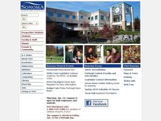 31 Best Sonoma State images in 2014   Sonoma state, State