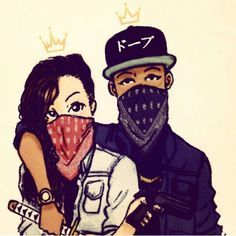 All I need in this life of sin, is me & my girlfriend.....