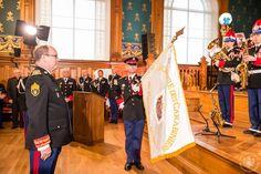 Cérémonies de la Saint Sébastien en présence de S.AS. le Prince Albert II de Monaco © E Mahon - Palais Princier - 01