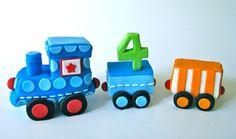"3D ""Lauren Mckinsey"" Train"