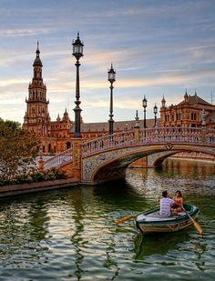Europe Roundup: Top 10 Cities in Europe  Sevilla, Spain