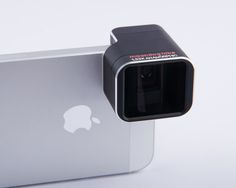1.33X Anamorphic Adapter Lens for iPhone 5/5S