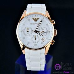 armani watches... Shhh no one can know I like this