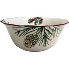Better Homes and Gardens Heritage Serve Bowl