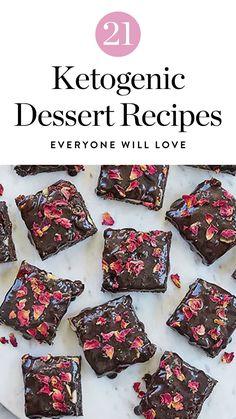 21 Ketogenic Dessert Recipes That Everyone Will Love #purewow #recipe #ice cream #cake #food #cooking #dessert #chocolate #healthy