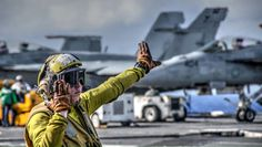 USS Ronald Reagan Flight Operations