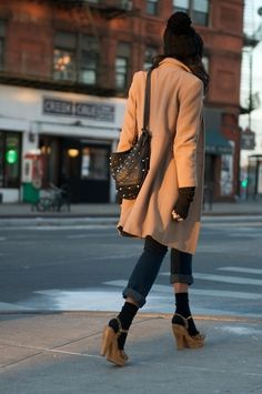 The Fashion Worshiper: Camel May Just Be The New Black...