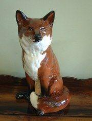 Beswick Fireside Fox