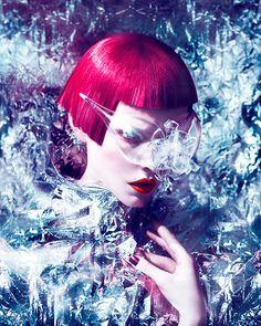 model : ASIA @m4 modelsmua / production : Heiko Palach / www.heikopalach.comstyle: Lorand Lajos