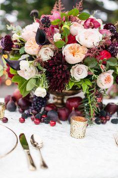 Photography by Dmitry Rogozhin | Cody Floral Design | Pebble Beach Wedding