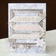 Enter to win Blog Hop & Giveaway with @bobunny - Day 2: Pocket Card with Hot Coco Mix inside by @ilscraps perfect in celebration of National Hot Cocoa Day today (12/13/16). She used Winter Wishes Collection with 3D Foam Squares & E-Z Runner Ultra. Get a tutorial link and prize details on the blog.