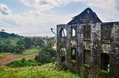 abandoned Africa | World Travel Photos :: Liberia - Monrovia :: Liberia, Africa