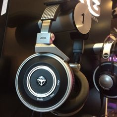 AKG Tiësto Series Headphones - The AKG by TIËSTO headphone series features tuning and styling directed by the legendary DJ and producer TIËSTO. A great choice for in the studio, on the go or at a gig, this series will appeal to every type of DJ!