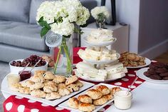 teapartybabyshowerideas | Baby shower tea party! | Baby Shower Ideas