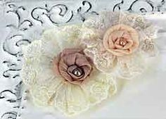 Ideas for Scrapbookers: Vintage Panty Hose Flowers