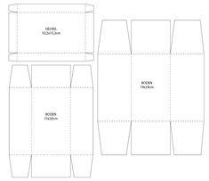 DIY - Bunte Blüten Verpackung in 2. Größen selber machen!   Unsere kleine Bastelstube Bunt, Floor Plans, Diagram, Book Folding, Craft Tutorials, Packaging, Autumn, Diy, Creative