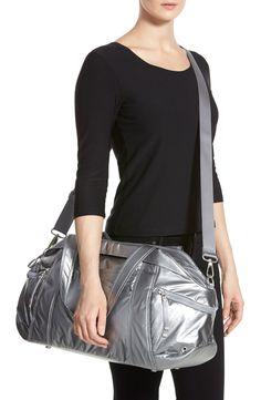 Nike  Victory  Metallic Gym Duffel Bag Workout Essentials, Duffel Bag, Gym  Bags 8083488877