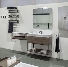#thegrid nueva colección de #ricardferrer #milandesignweek #fieradelmobile #bath #design