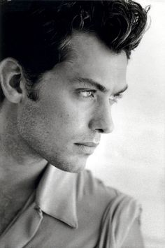 Jude Law by Greg Gorman