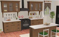 Veranka: New Vintage Kitchen