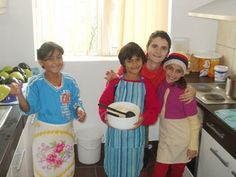 FAVOR's after school program in Romania includes cooking skills After School, Romania, Foundation, Wings, Education, Cooking, Children, Kitchen, Young Children