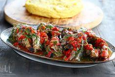 Saramură de pește fript pe grătar sau pe sare – saramură de crap