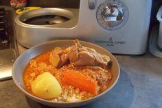 Couscous  | Cooking Chef de KENWOOD - Espace recettes