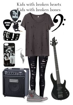 """""""Untitled #198"""" by choice-to-be ❤ liked on Polyvore featuring R13, Relic and Converse"""