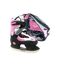 HUDORA Schlittschuh HD 2010 rosa, Gr. 36-39 #schlittschuhe #eislaufen #wintersport #schnee #spaßimschnee #schlitten #schlittenfahren #winterspaß #kinder Golf Bags, Den, Running Shoes, Sneakers, Sports, Fashion, Pink, Snow Ice Cream, Ice Skating