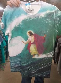"""45 Oddest Thrift Store Finds That Break All the Limits. They state, """"Unforeseen things have a method for discovering you in every one of the spots where . Cool Shirts, Tee Shirts, Thrift Store Finds, Thrift Stores, Mode Editorials, Look Cool, Funny Images, Thrifting, Cool Outfits"""