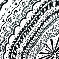 Just a little #sketchbook #doodle by @kristygood