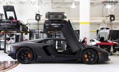 Lamborghini Aventador LP700-4 Black | Lamborghini Aventador LP700 4-black aven scud